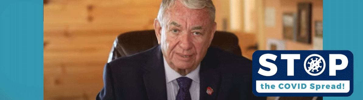 "Former WI Governor Tommy Thompson Speaks Up to ""Stop the Spread"" (Video)"